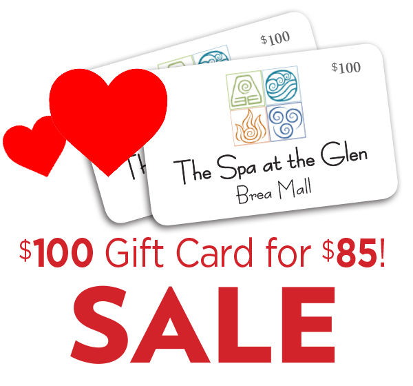 Los Angeles Spa Gift Card Sale